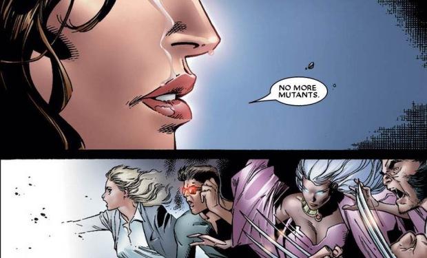 Wanda Maximoff's No More Mutants