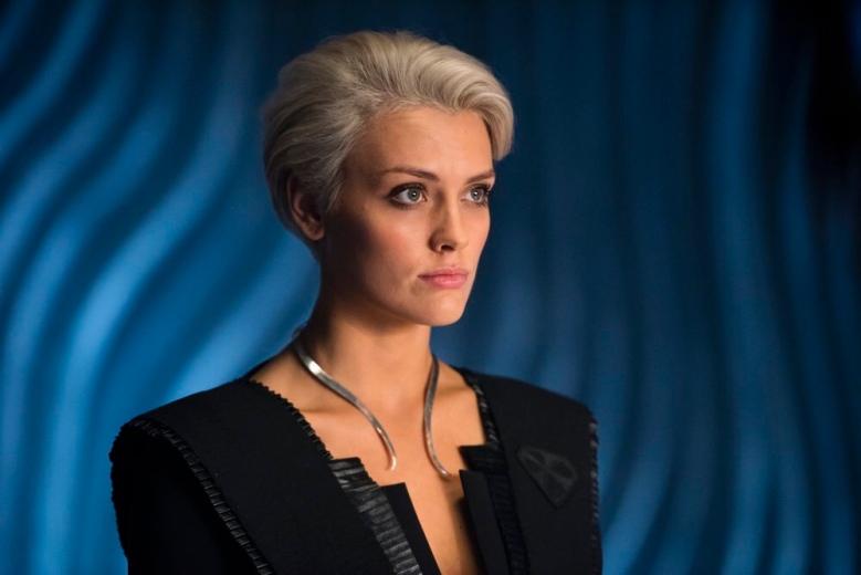 Nyssa-Vex from Krypton, played by Wallis Day